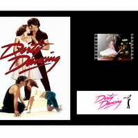 A Dirty Dancing original rare & genuine film cell display from the movie