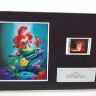 Disney The Little Mermaid Ariel original rare & genuine film cell from the movie
