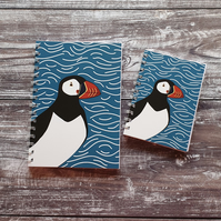 Puffin A6 Notebook
