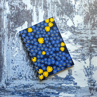 Forget Me Not A6 Notebook