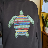 Turtle Christmas Jumper - Pre-order in time for Christmas!