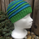 Green & Blue Children's Hat