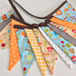 Autumn bunting - Thanksgiving bunting, Harvest bunting, 14flags