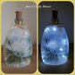 Lily Bottle Light