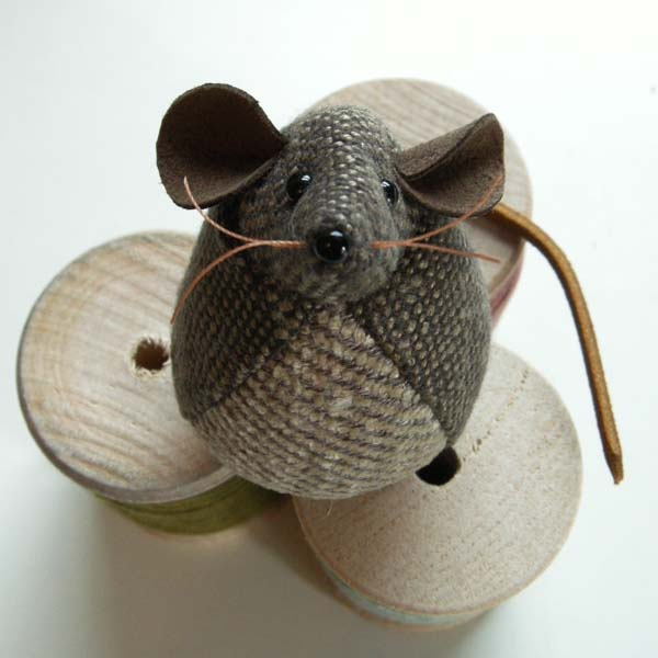 Fabric Stargazey Mouse
