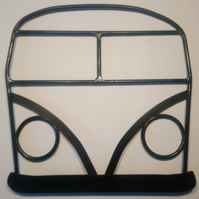 Handcrafted Split Screen Camper Van Style Steel Wall Art