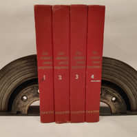 Vented Brake Disc Bookends - Reclaimed, Industrial Homeware