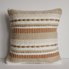 """Brampton"" Handwoven Cushion"