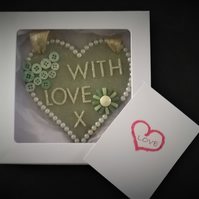Valentines Greeting Heart – for that special occasion or just because . . .