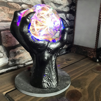 Dragon Claw & Globe Night Light