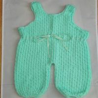 Premature Baby's Dungarees for a Boy or a Girl, Premature Baby's Clothes