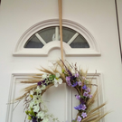 Homestead wreath