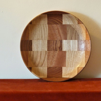 Hand Crafted Chequered Bowl