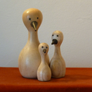 Duck Family Group