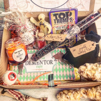 Personalised Harry Potter pamper hamper, birthday wedding gift, mothers day gift