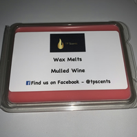 Mulled Wine (Spiced Fruits) Scented Wax Melt Tray