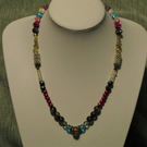 Pick & Mix Beaded Necklace