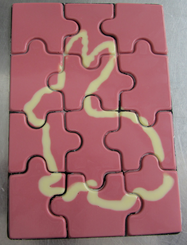 Ruby Chocolate Jigsaw
