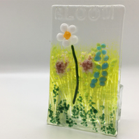 Flower Candle Holder - Small