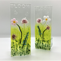 Flower Candle Holder - Medium