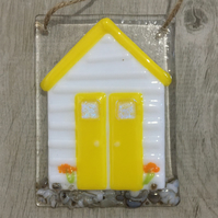 Beach hut - Yellow