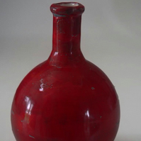 Large Bottle - Chinese lacquer style
