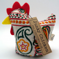Ambrose - Chicken Paperweight