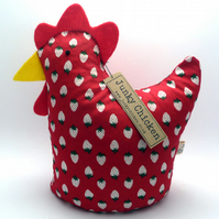Perdita - Chicken Doorstop