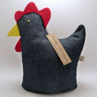 Leopold - Chicken Doorstop