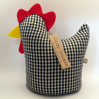 George - Chicken Doorstop