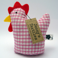 Nora - Chicken Paperweight