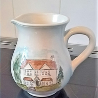 Your Home Hand Painted Onto a Jug