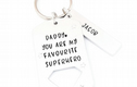 Hand Stamped Keyrings