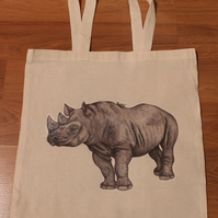 Rhino Eco Reusable Shopping Tote Bag