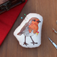 Robin Welsh Tweed Magnetic Plush Pin Cushion
