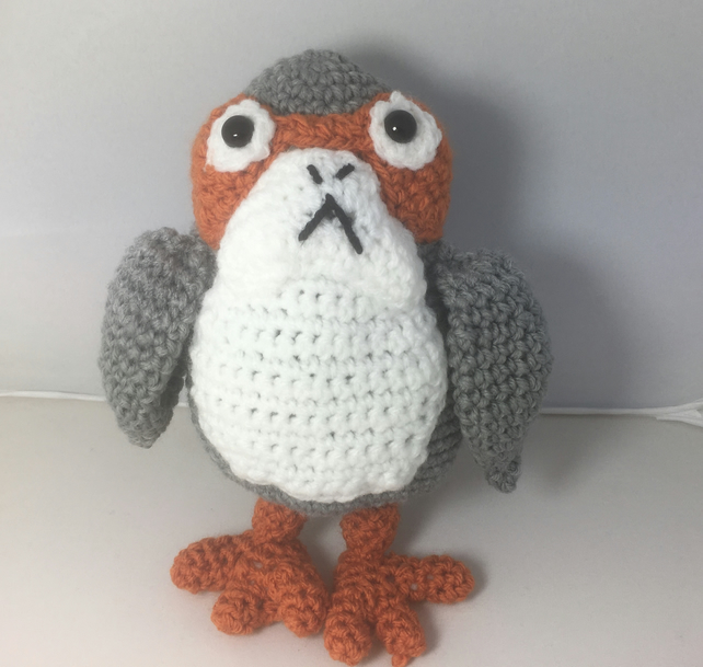 25 Star Wars Crochet Patterns | AllFreeCrochet.com | 609x642