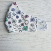 Handmade childs  face mask