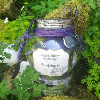 Potion Bottles, Wolfsbane, Aconite, Monkshood,Potion Ingredients, Vegan Friendly