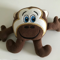 Cheeky monkey toy