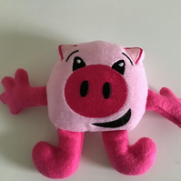 Piggy soft toy