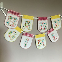 Baby Bunting for girls.