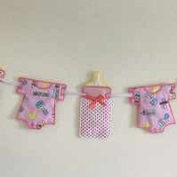 Baby Bunting in pink