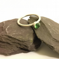 Bethany Green Sparkle Ring