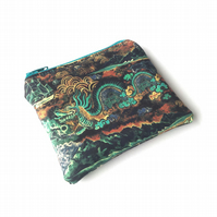 Liberty of London Tana Lawn coin purse, card pouch, change purse