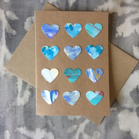 Handmade with Love -  Art Card 005