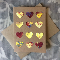 Handmade with Love -  Art Card 003