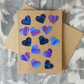 Handmade with Love -  Art Card 009