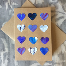 Handmade with Love -  Art Card 013