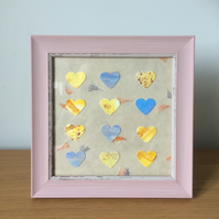 Handmade with Love Heart Art  003