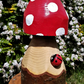 Red Spotty Toadstool